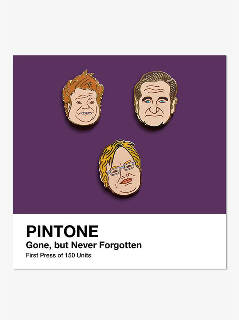 Pintone - Gone, But Never Forgotten - Merch Limited