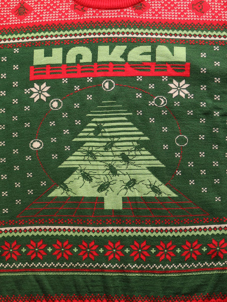 Haken - Acrylic Holiday Sweater - MerchLimited - 2