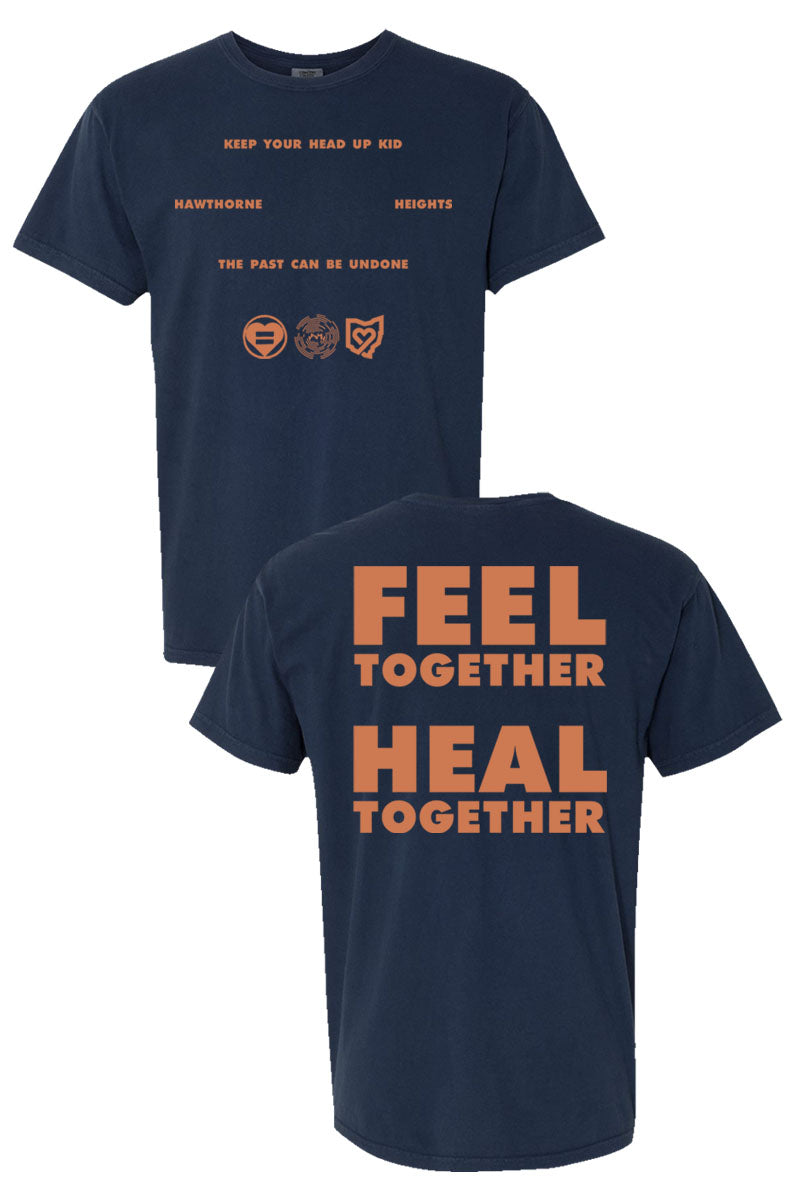 Hawthorne Heights - Heal Together Shirt - Merch Limited