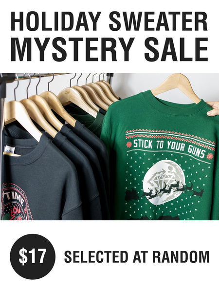 Holiday Sweater Mystery Sale - MerchLimited - 1