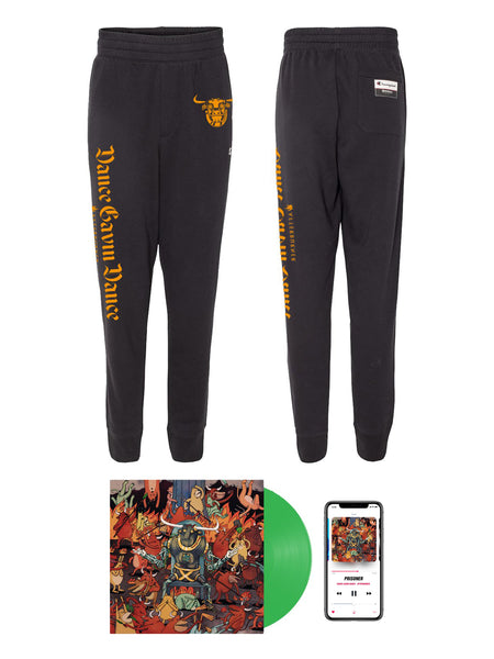 Dance Gavin Dance - Afterburner Jogger Bundle - SHIPS JULY 30