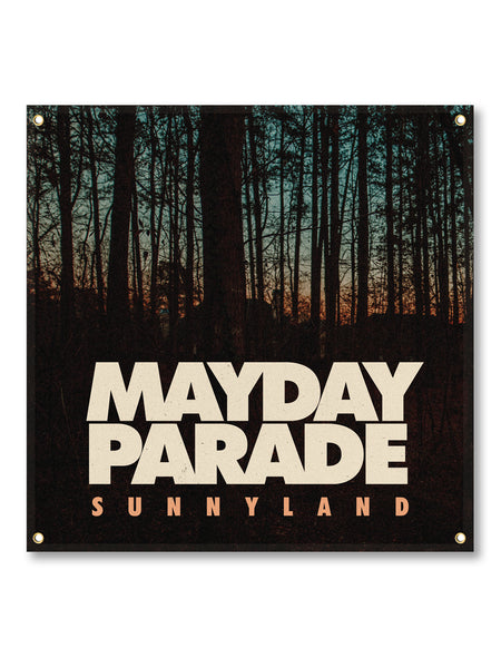 Mayday Parade - Sunnyland Vinyl Bundle - Merch Limited