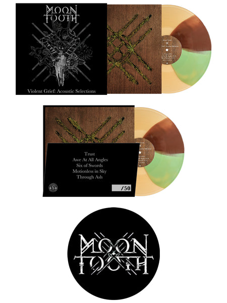 Moon Tooth - Violent Grief: Acoustic Selections Bundle