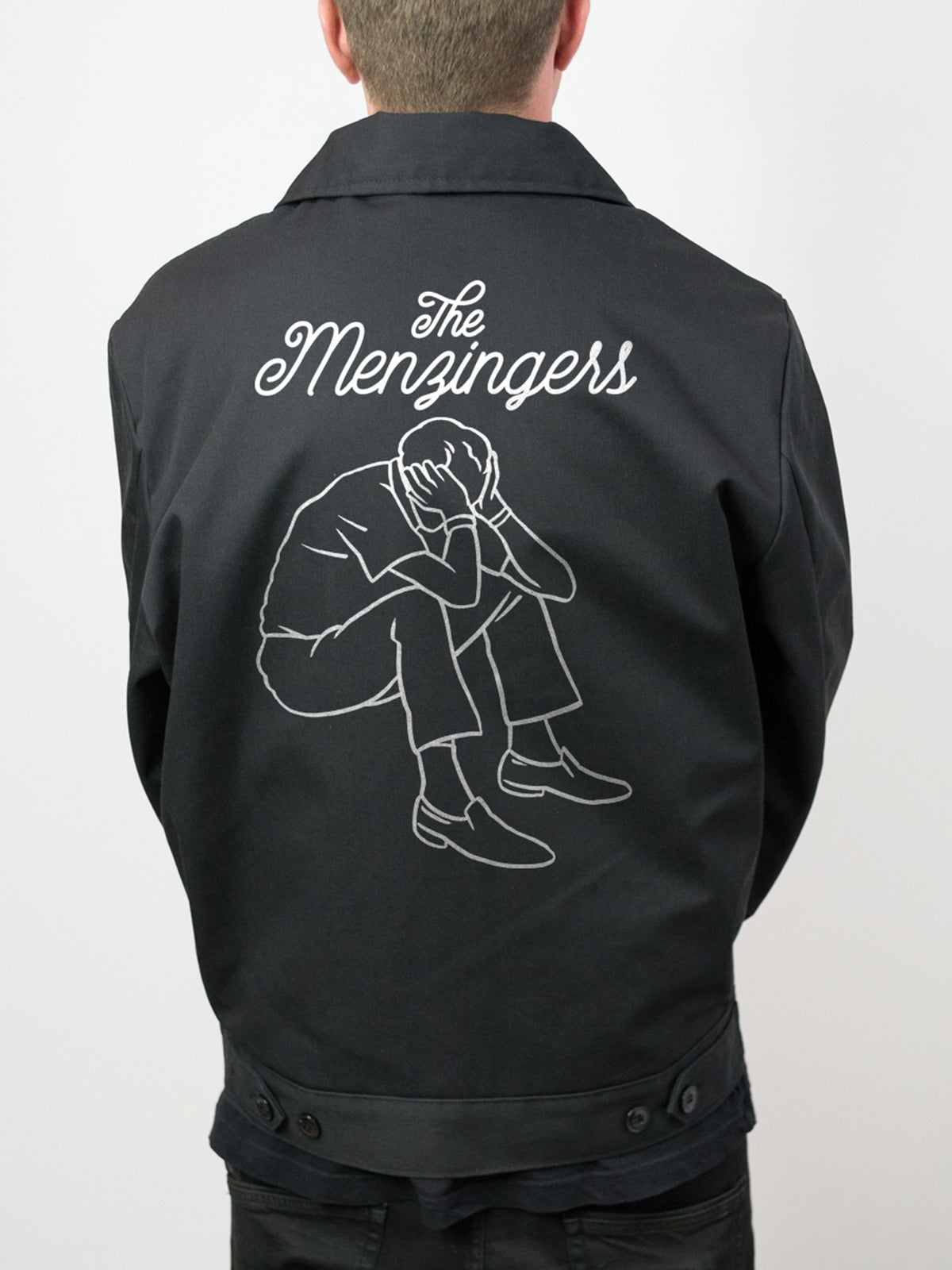 Menzingers - After the Party Dickies Jacket - Merch Limited
