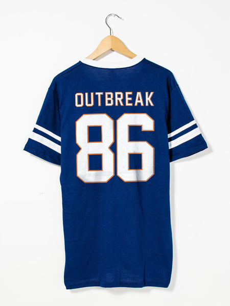 Stray From The Path - Outbreak Baseball Shirt - MerchLimited - 4