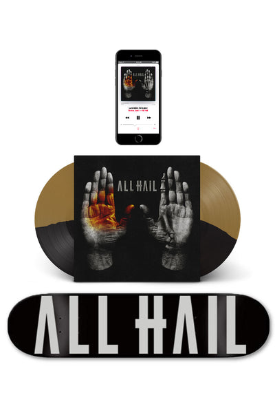 "Norma Jean - ""All Hail"" Skate Deck Bundle - Merch Limited"
