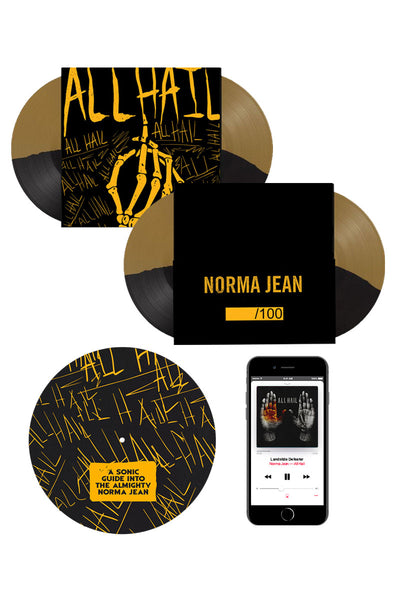 "Norma Jean - ""All Hail"" Slipmat Bundle"