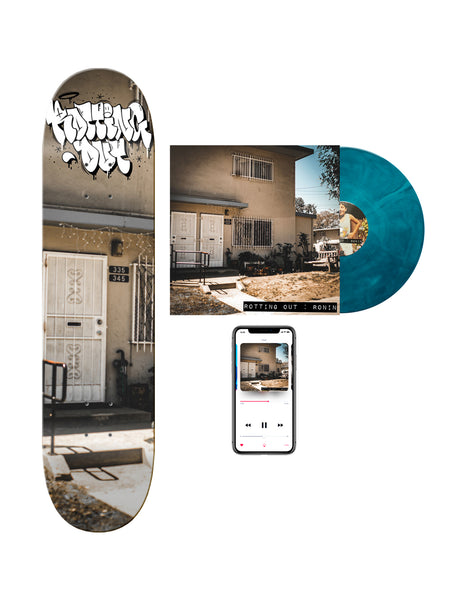 Rotting Out - RONIN Skate Deck Bundle - Merch Limited