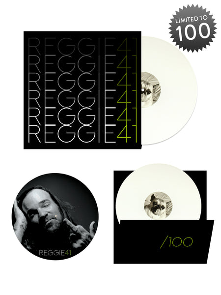 Reggie & The Full Effect - 41 Vinyl Bundle