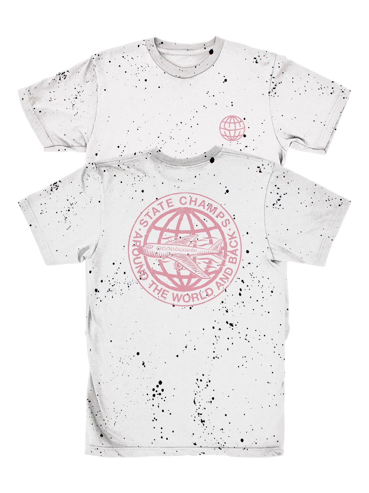 State Champs - ATWAB Shirt (Speckle) - Merch Limited