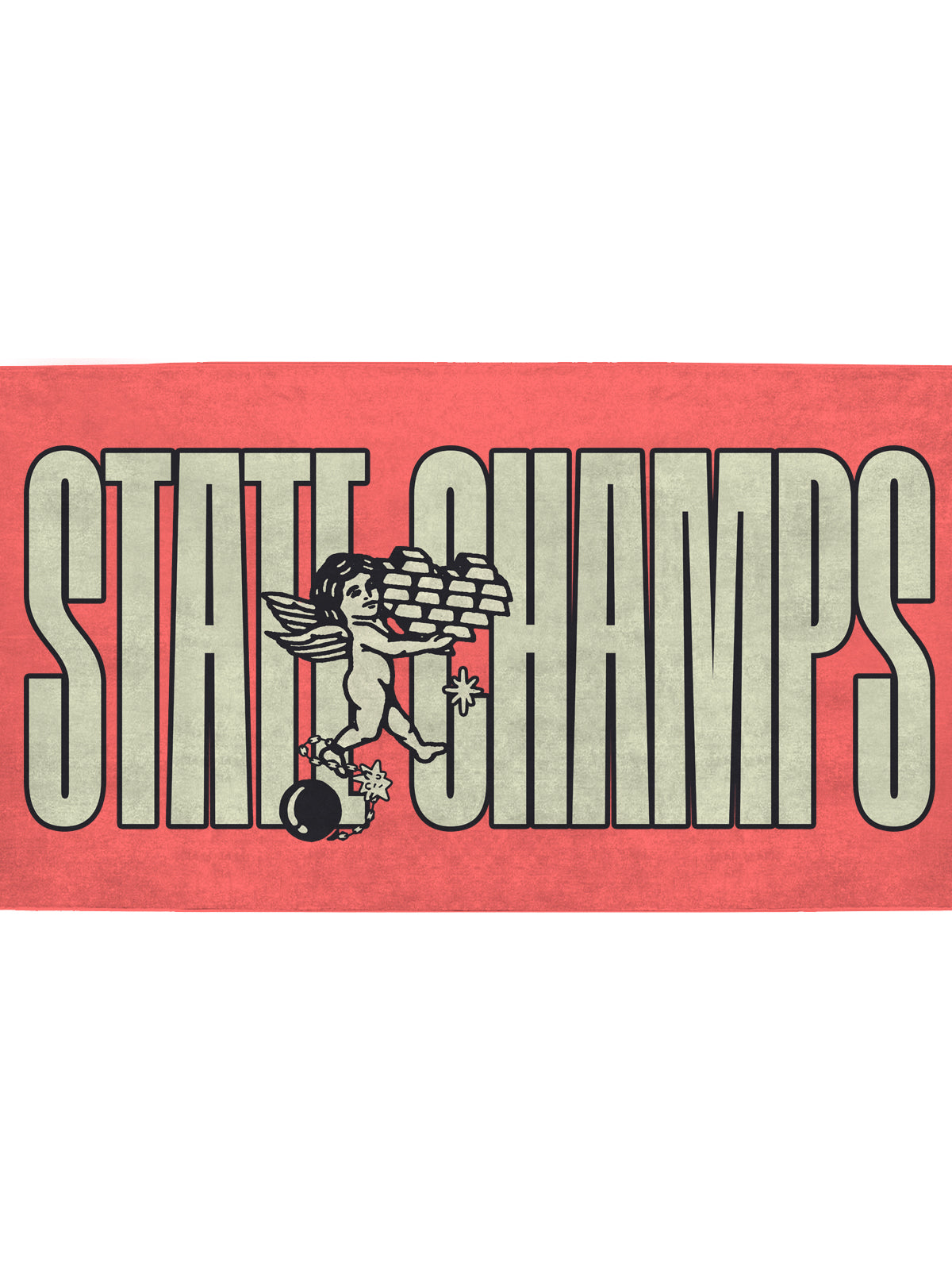State Champs - Beach Towel - Merch Limited