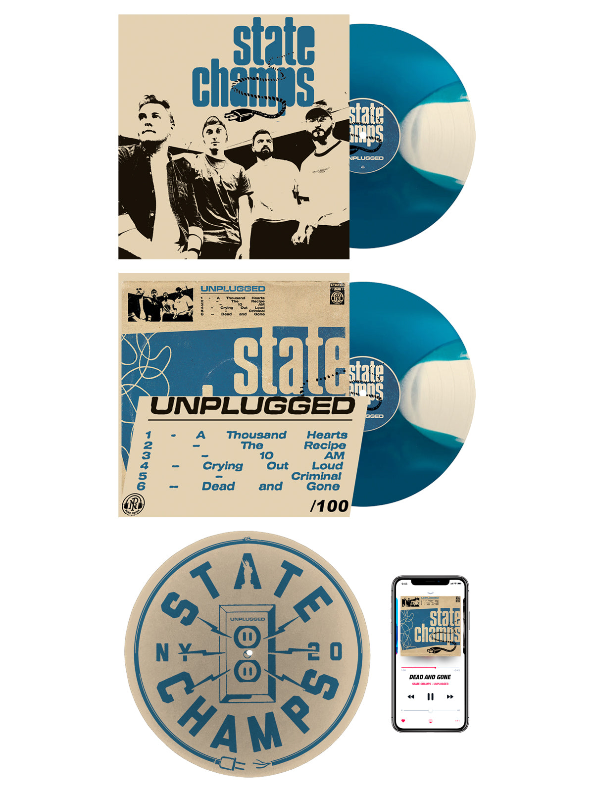 State Champs - Unplugged Bundle #1