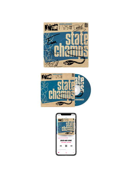State Champs - Unplugged Bundle #10 - SHIPS AUGUST 30
