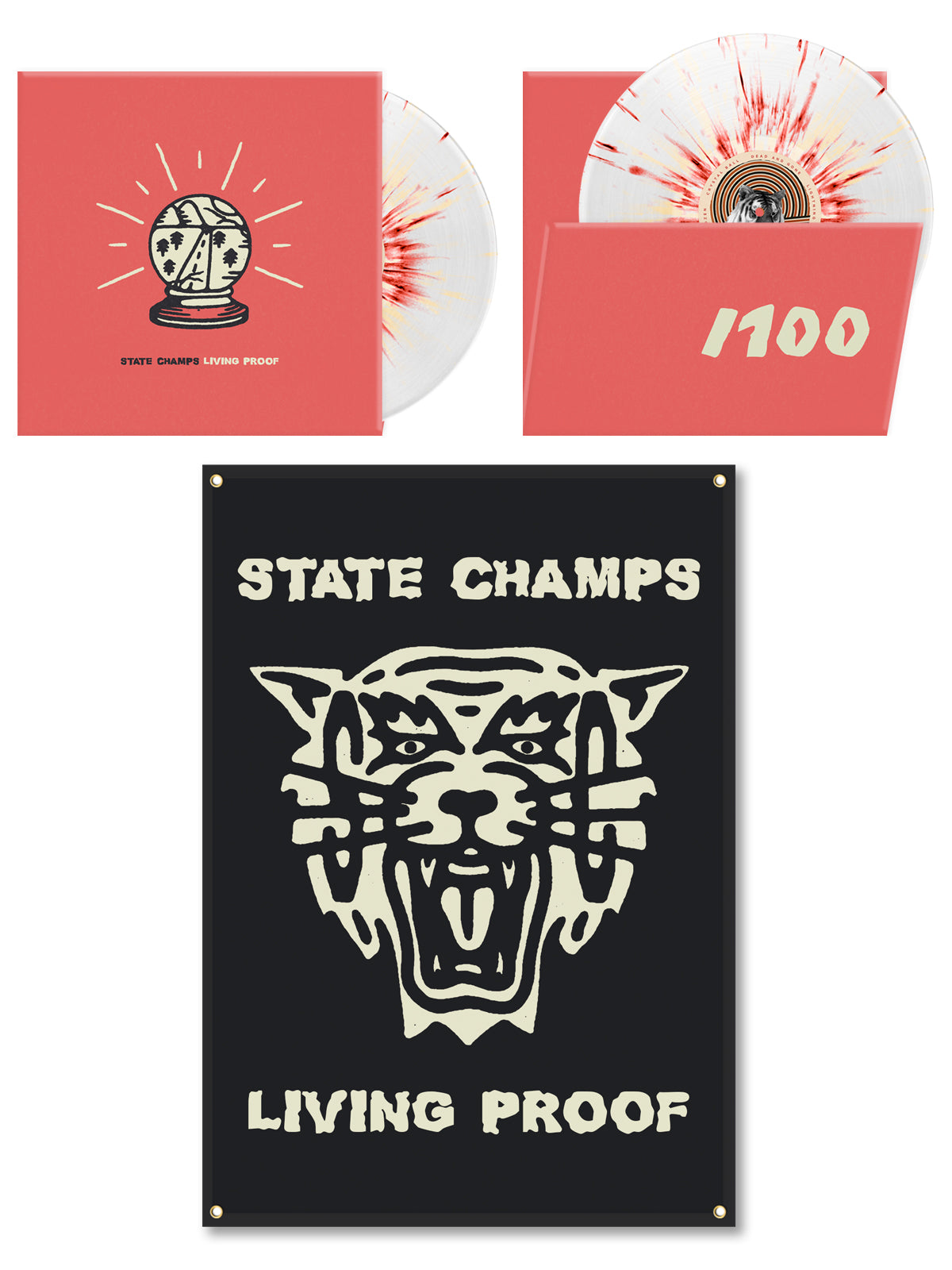 State Champs - Living Proof Bundle #2 - Merch Limited