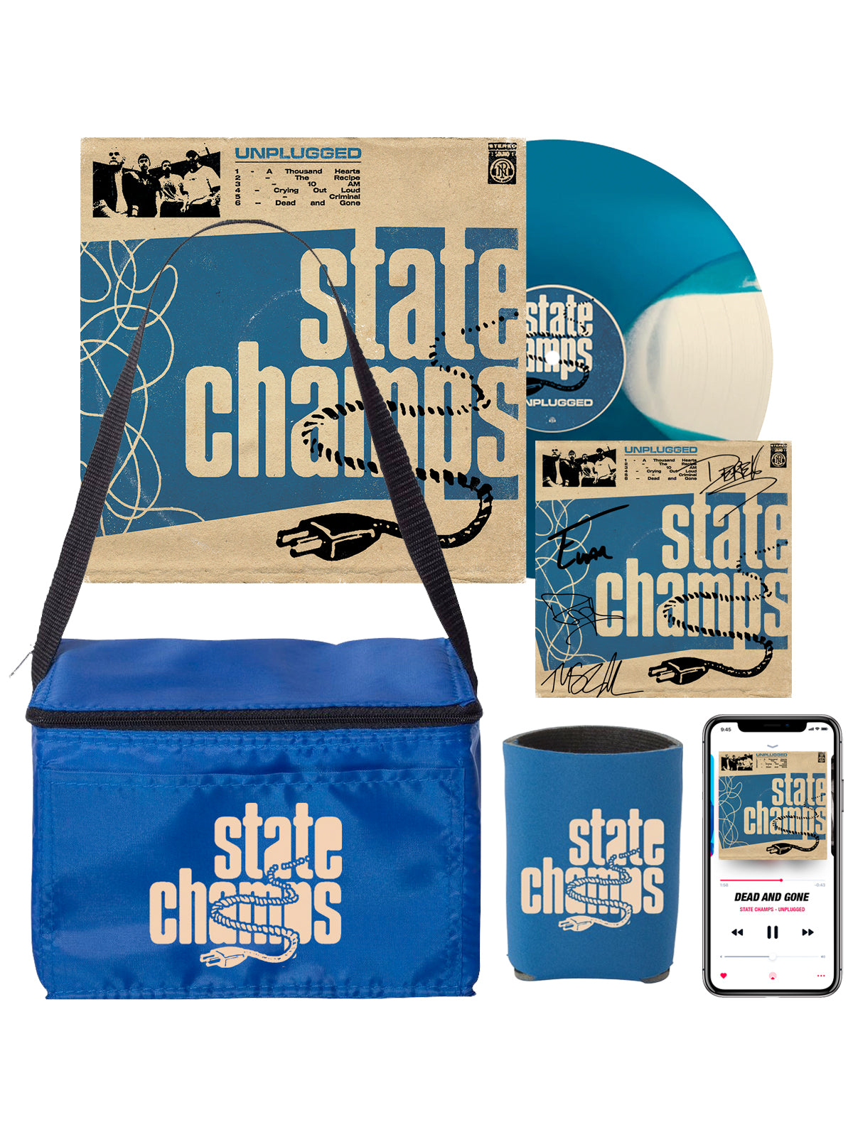 State Champs - Unplugged Bundle #4 - SHIPS AUGUST 30
