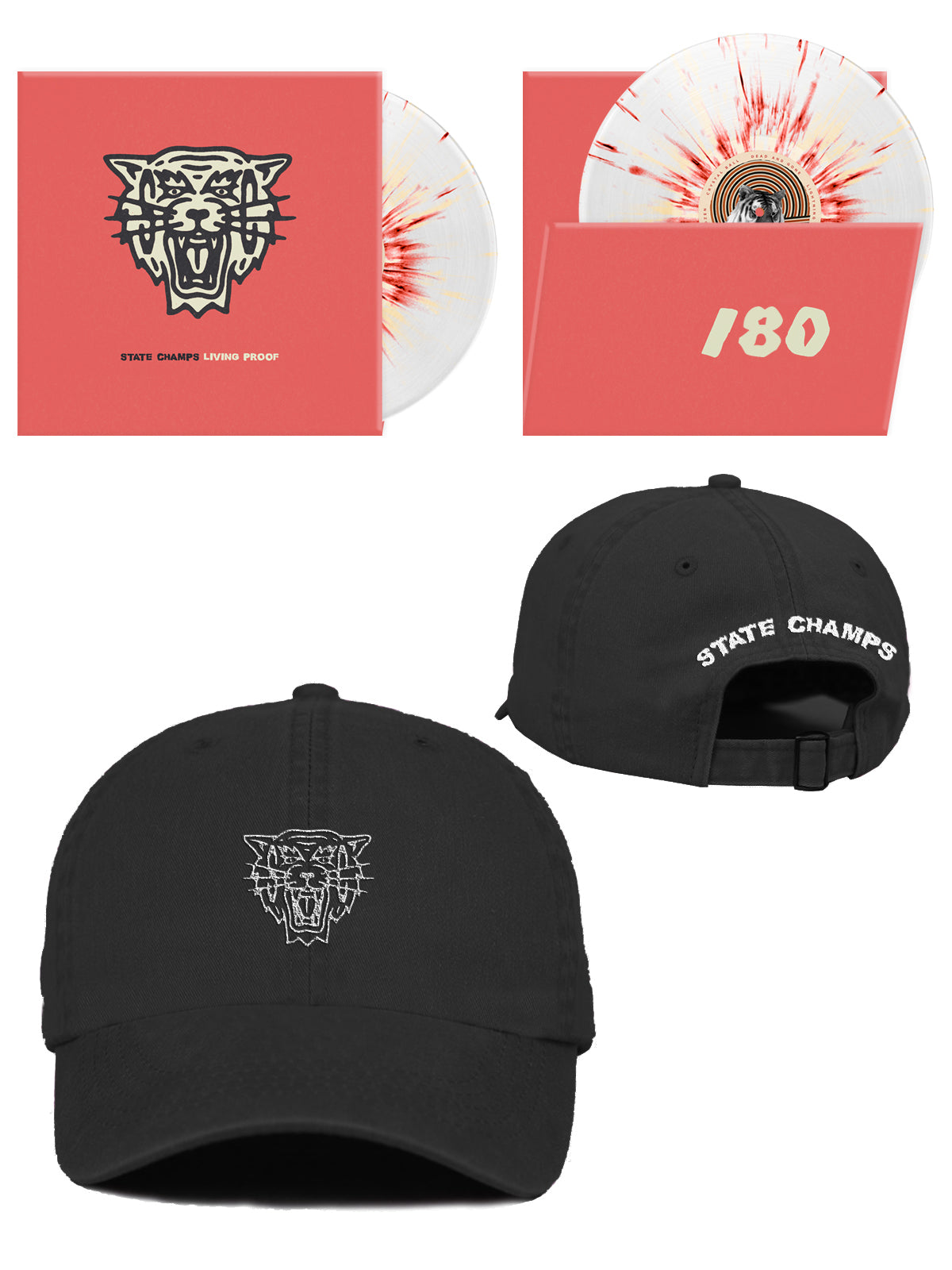 State Champs - Living Proof Bundle #6 - Merch Limited