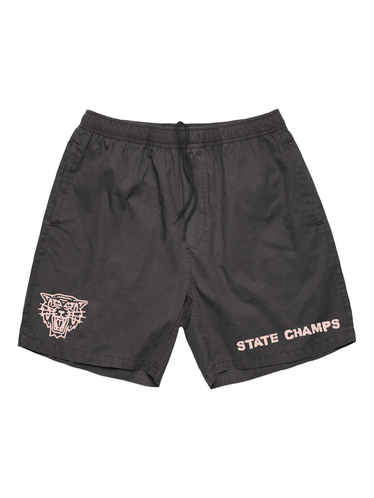 State Champs - Tiger Beach Shorts - Merch Limited