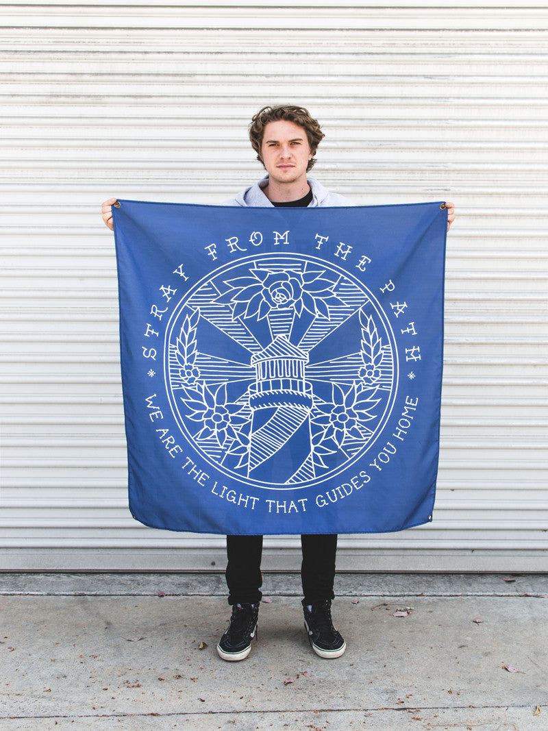 Stray From The Path - We Are The Light Wall Flag - Merch Limited