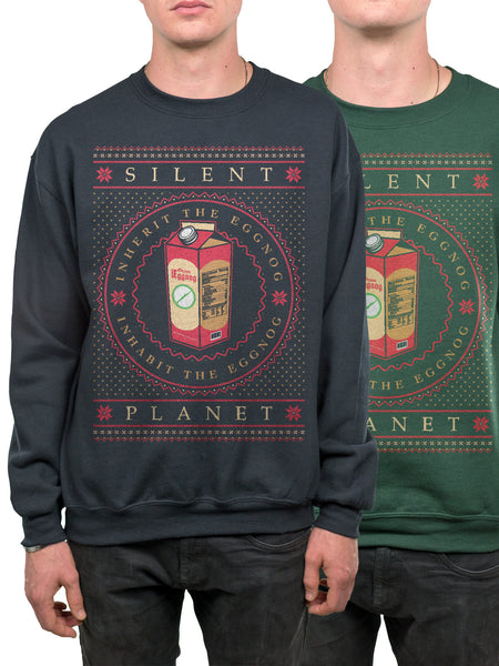 Silent Planet - 2016 Holiday Crewneck - MerchLimited - 1