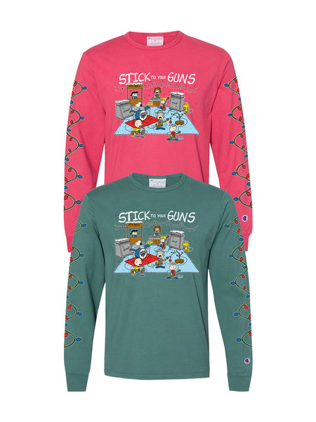 Stick to Your Guns - 2020 Holiday Longsleeve