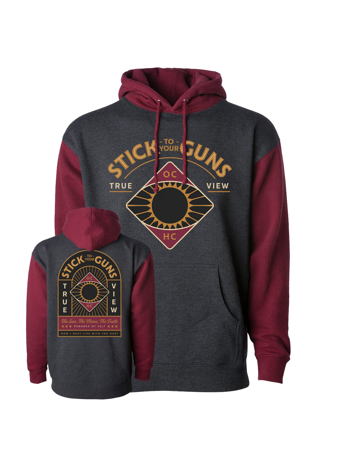 Stick to Your Guns - Penance of Self Hoodie - Merch Limited