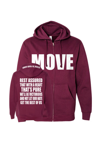 Stick to Your Guns - MOVE Zip-Up - Merch Limited