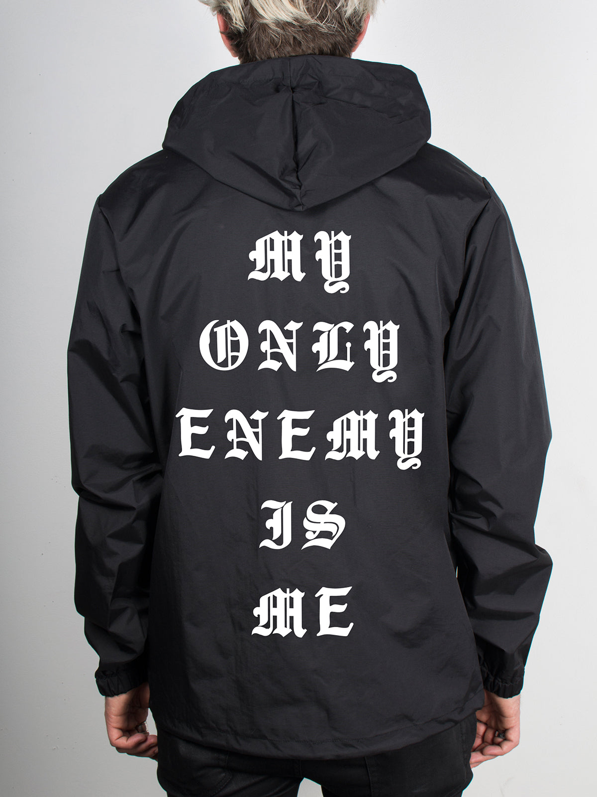 Stick to Your Guns - Enemy All Weather Jacket - Merch Limited