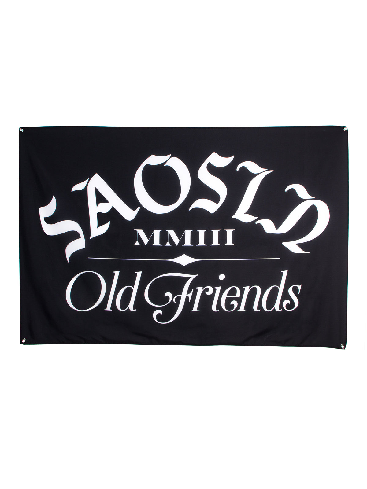 Saosin - Old Friends Wall Flag - Merch Limited