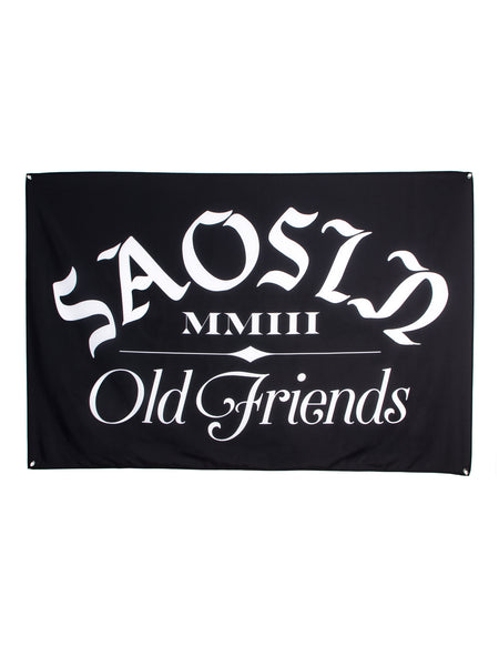 Saosin - Old Friends Wall Flag