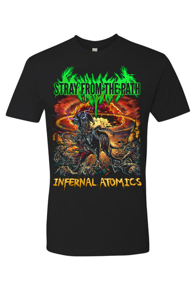 Stray From the Path - Infernal Atomics Bundle - Merch Limited