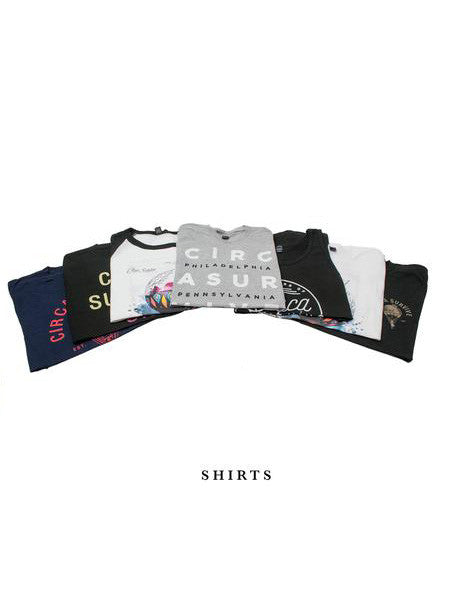 Circa Survive - Mystery Sale (Shirts) - Merch Limited