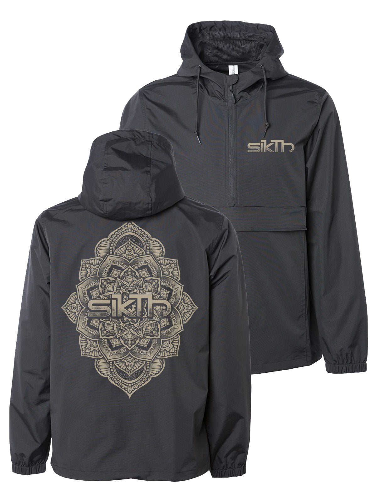SikTh - Mandala Windbreaker - Merch Limited