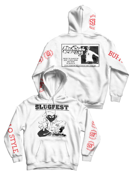 Slugfest - Buffalo Style Champion Hoodie - Merch Limited