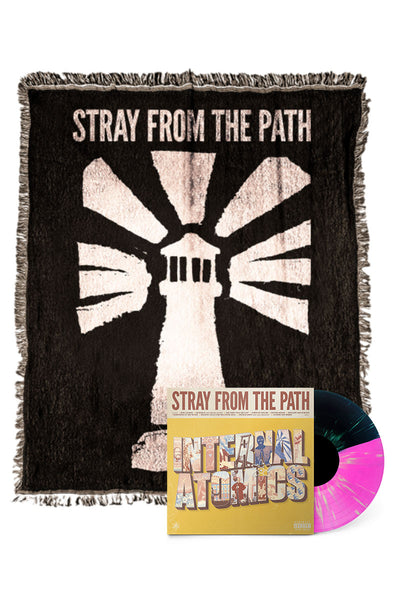 Stray From the Path - Blanket + LP Bundle - Merch Limited