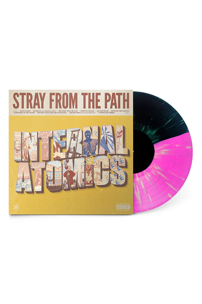Stray From the Path - Blanket + LP Bundle