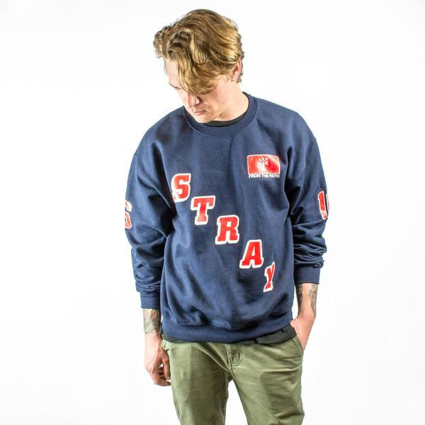 Stray From The Path - Rangers Crewneck - Merch Limited