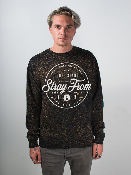 Stray From The Path - Hate The Game Crewneck + Album Download - Merch Limited