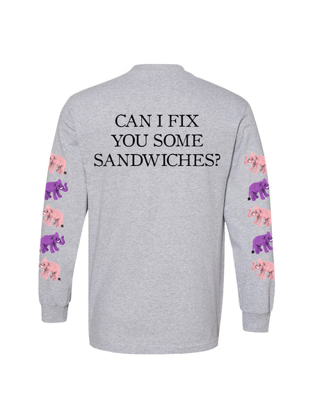 The Acacia Strain - Sandwiches Longsleeve - SHIPS DECEMBER 16
