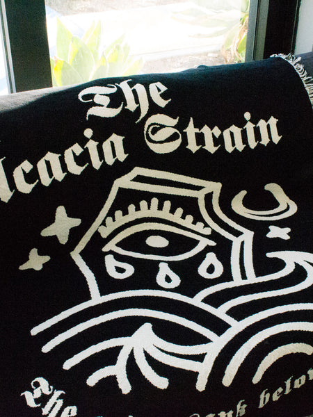 The Acacia Strain - Abyssal Depths Woven Blanket - Merch Limited