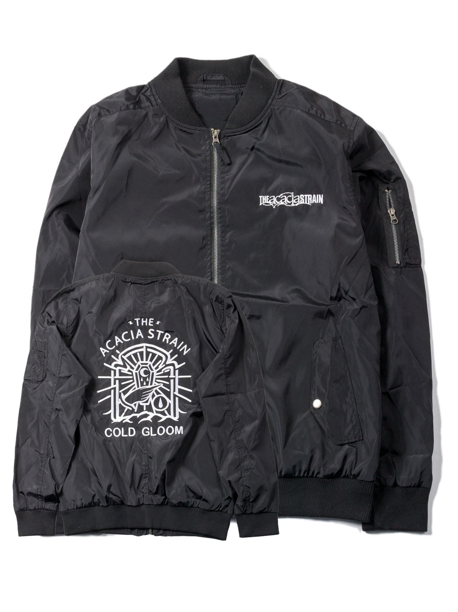 The Acacia Strain - Cold Gloom Lightweight Bomber Jacket - Merch Limited