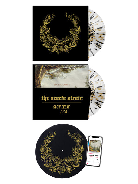 The Acacia Strain - Slow Decay Slipmat Bundle - SHIPS AUGUST 10