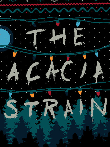 The Acacia Strain - 2016 Holiday Crewneck - MerchLimited - 2