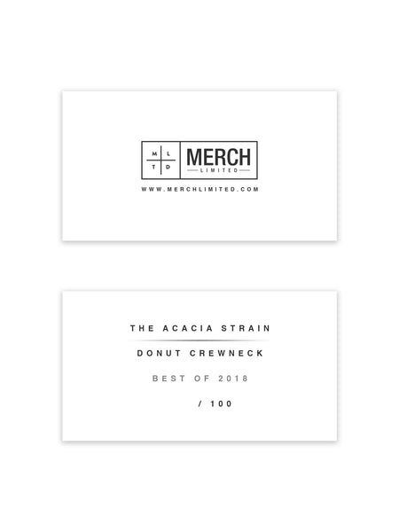 The Acacia Strain - Best of 2018 Edition - Merch Limited