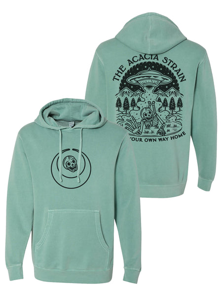 The Acacia Strain - Find Your Own Way Home Hoodie - Merch Limited