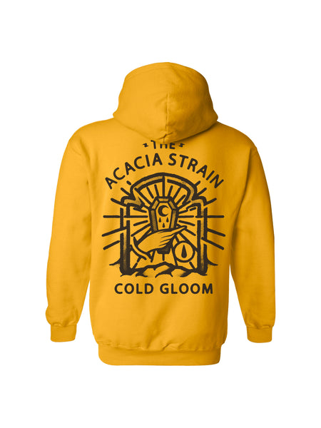 The Acacia Strain - Cold Gloom Hoodie - Merch Limited