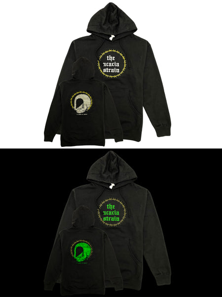 The Acacia Strain - It Comes In Waves Hoodie (Glow In the Dark) - SHIPS MARCH 20 - Merch Limited