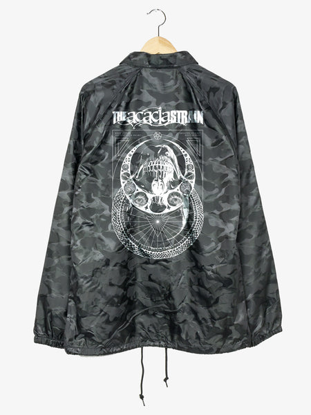 The Acacia Strain - Rest In Piss Windbreaker - MerchLimited - 3