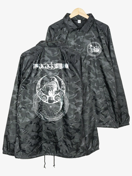 The Acacia Strain - Rest In Piss Windbreaker - MerchLimited - 1