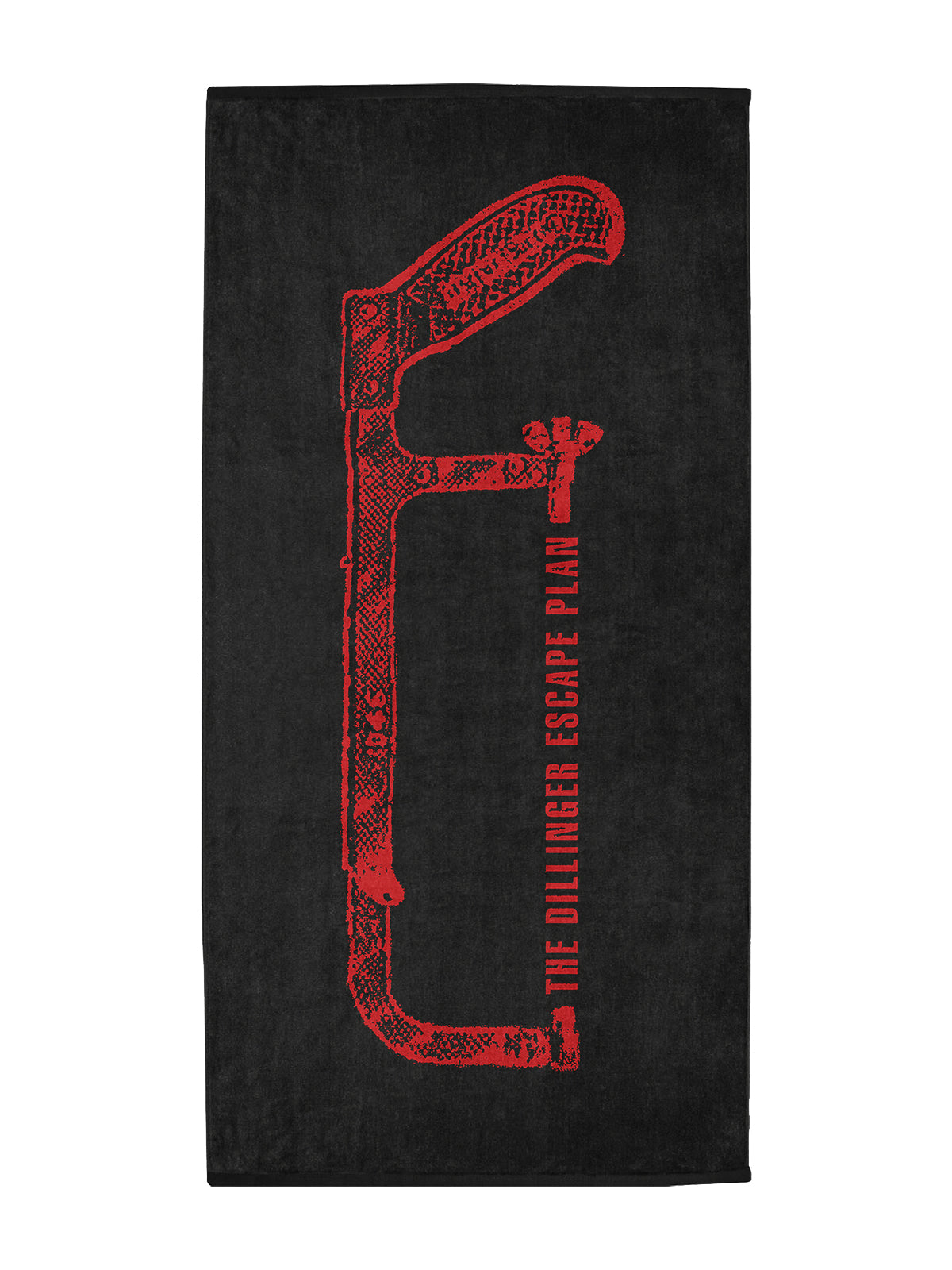Dillinger Escape Plan - Beach Towel - Merch Limited