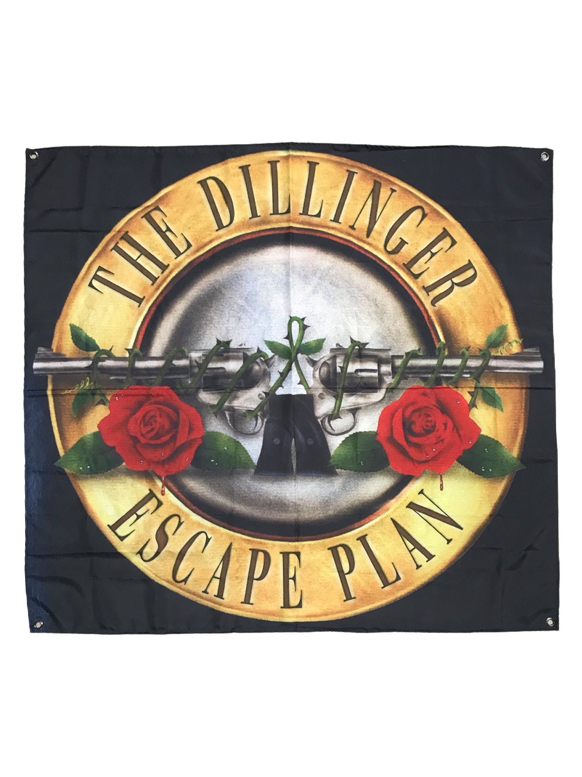 Dillinger Escape Plan - GNR Wall Flag - Merch Limited